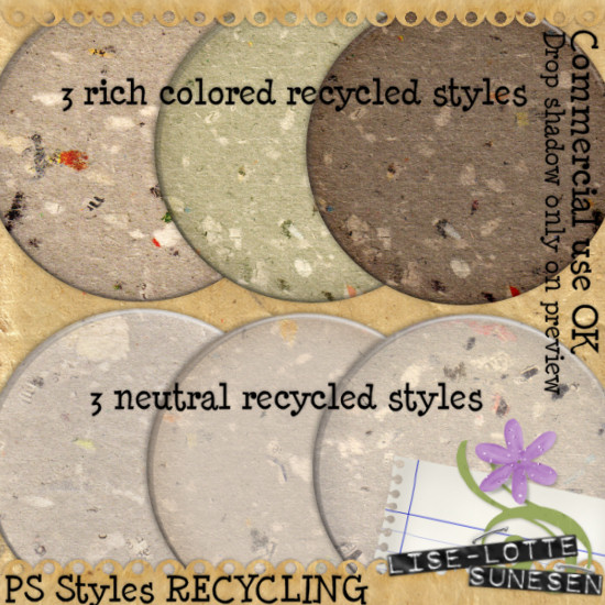 Recycling (PS Styles)