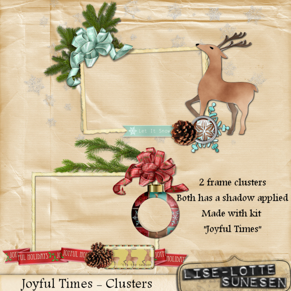 Joyful Times - The Clusters