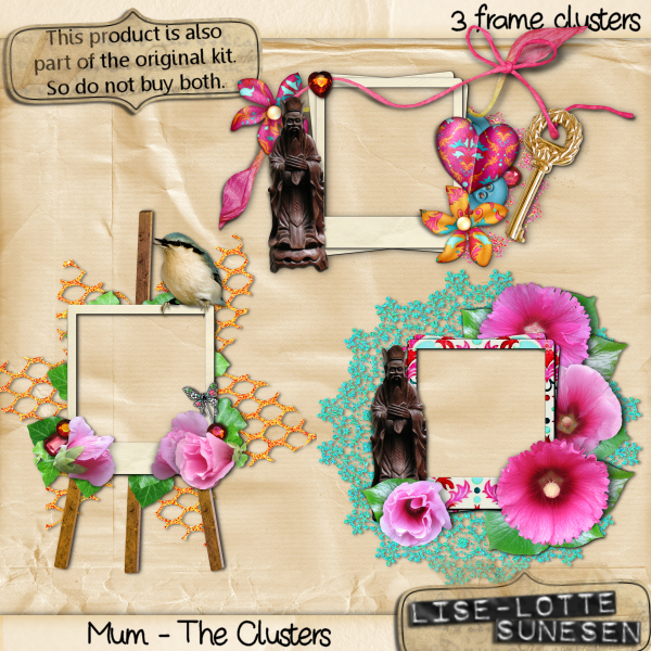 Mum - The Clusters