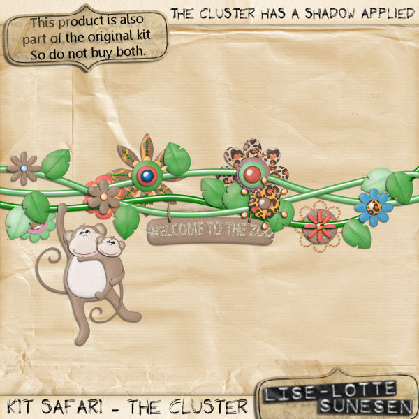 Safari - The Cluster
